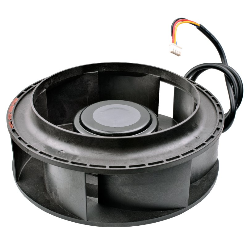 AVC BNTA1769Y8U DC48V 1.48A Waterproof Turbine Disk Blower Server Fan