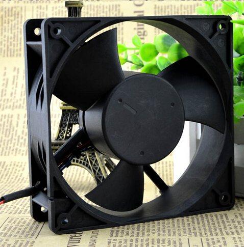 DELTA EFB1248SHE-F00 48V 0.30A 120*120*38 3P 12cm speed cooling fan