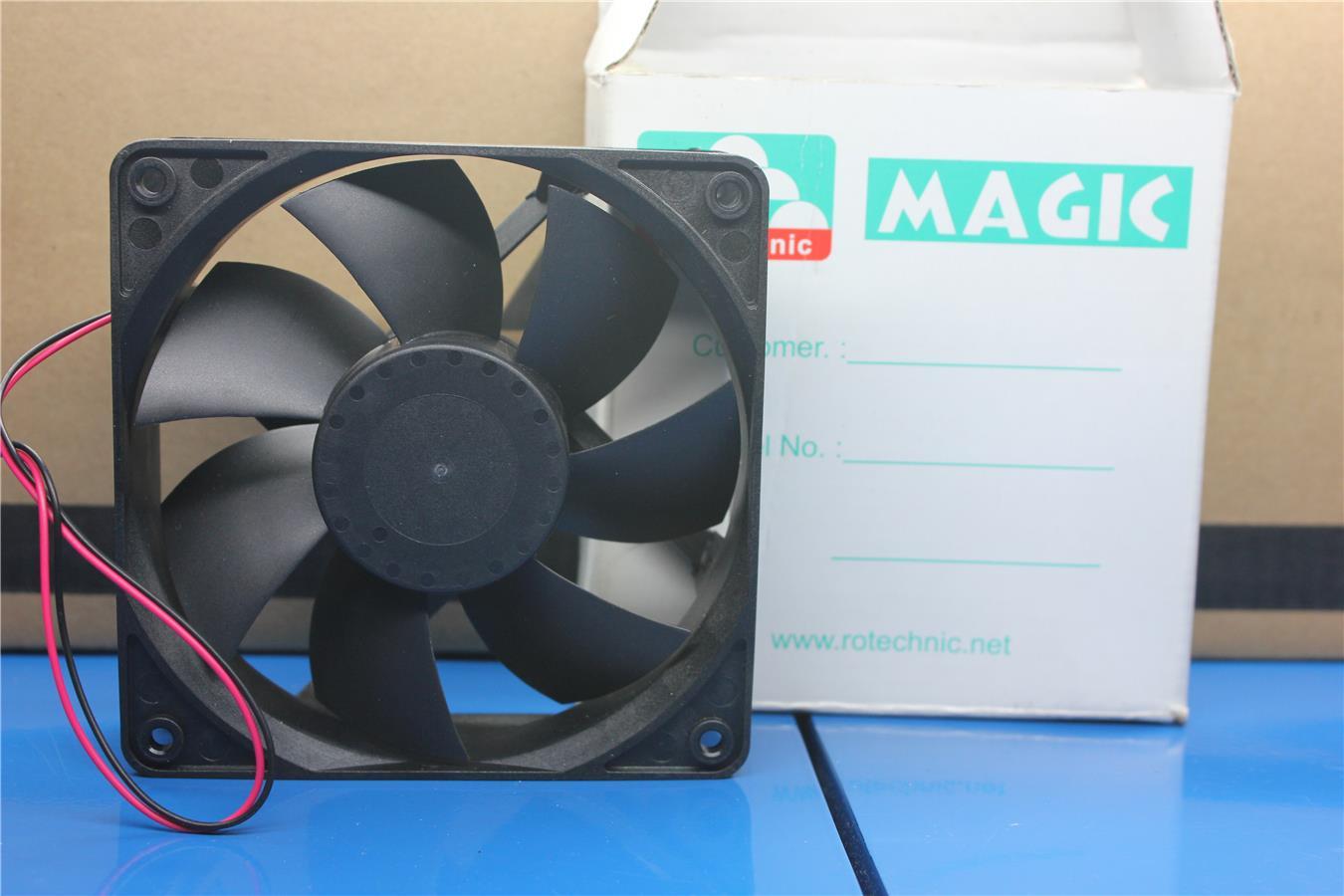 Magic MGA12024XB R-O38 24V 0.34A inverter chassis small fan