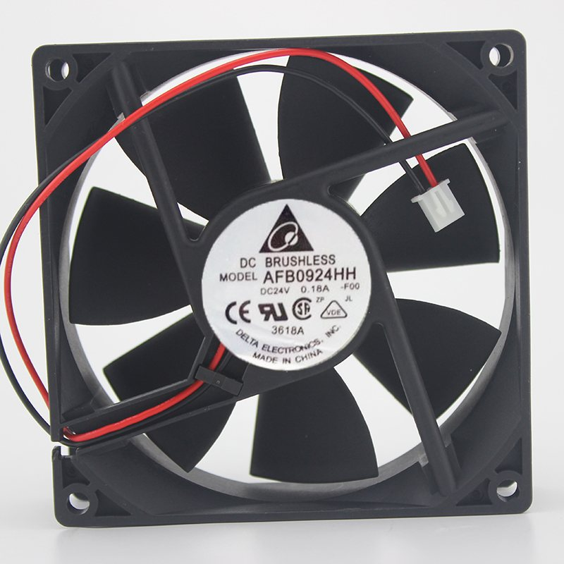 Delta AFB0924HH 24V 0.18A 9CM 9 cm inverter cooling fan