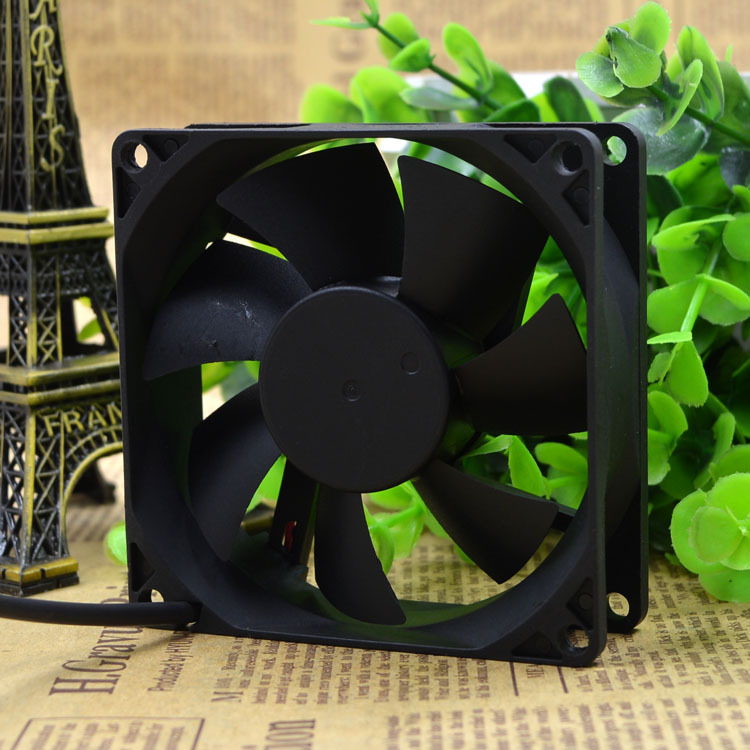 JAMICON JF0825B1H-R 12V 0.19A Power Supply Cooling Fan