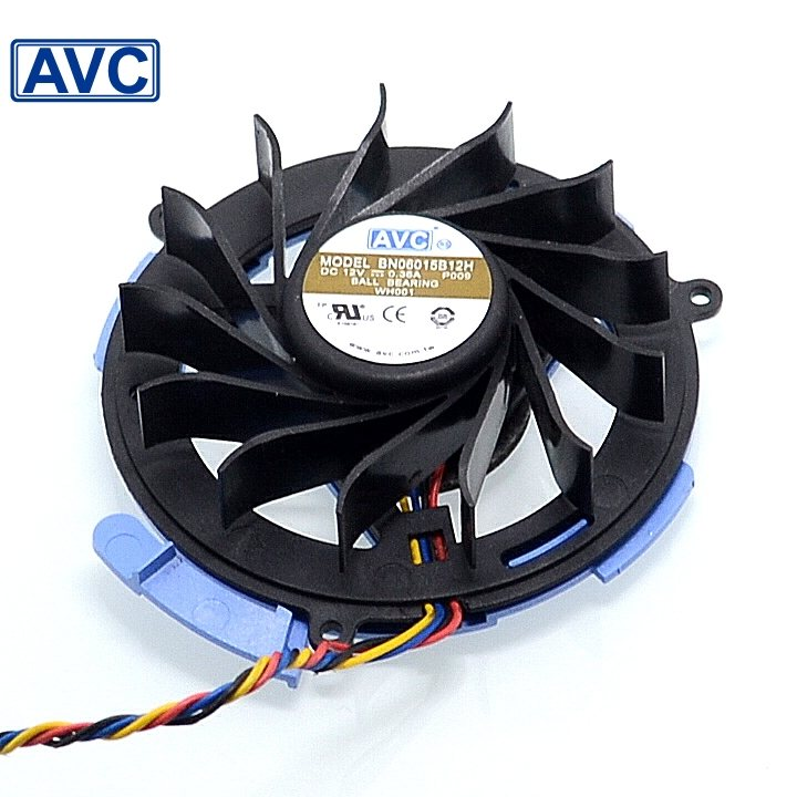 AVC  BN06015B12H 12V 0.36A 65x65x15mm GX5 GX6 740 745 755 Hard fan
