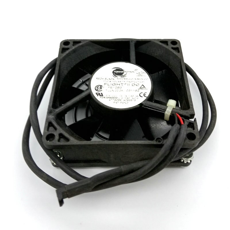 Comair Rotron FE12B3 DC12V 0.15A 1.80W 2Lines Cooling Fan