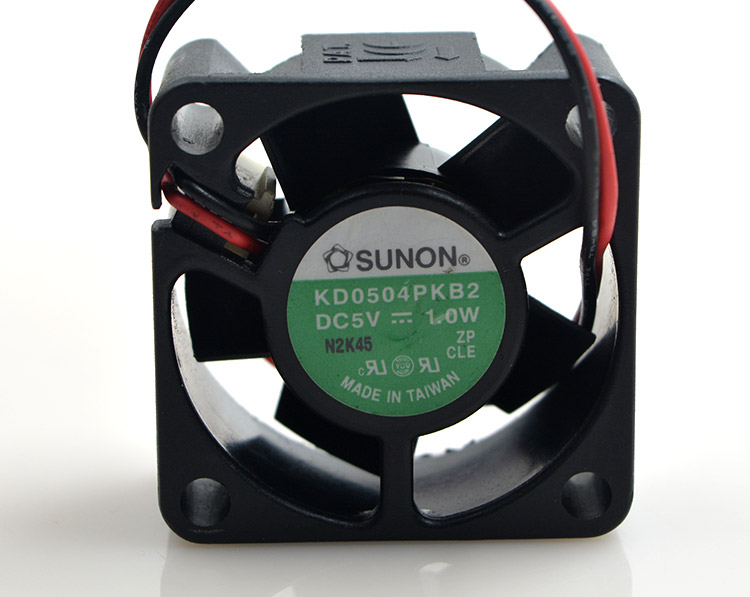 SUNON KD0504PKB2 5V 1.0W  switch cooling equipment fan