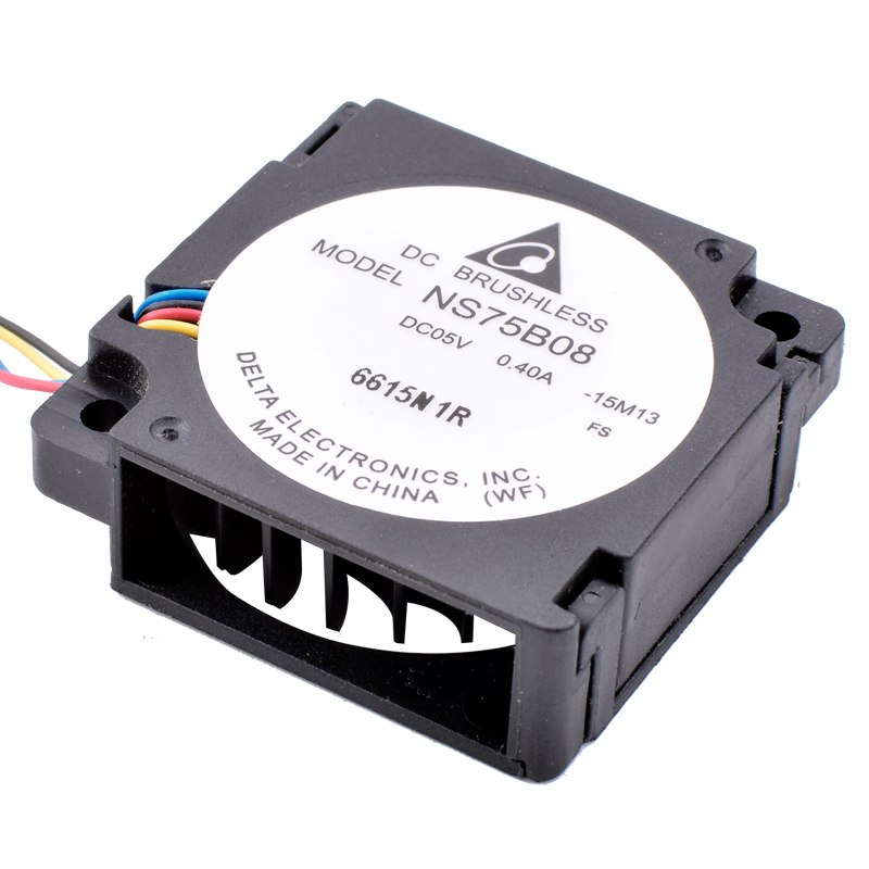 Delta NS75B08 DC5V 0.40A Micro blower pico projector turbo cooling fan