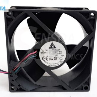 Delta EFB0924HHE  24V 0.30A server inverter axial Cooling Fan