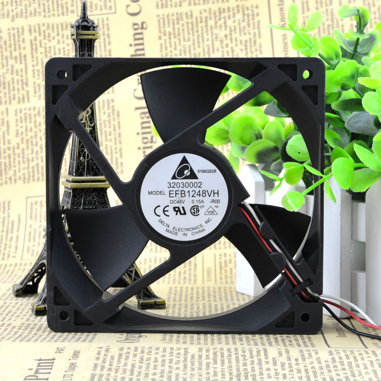 Delta EFB1248VH-R00 48V 0.15A Cooling Fan