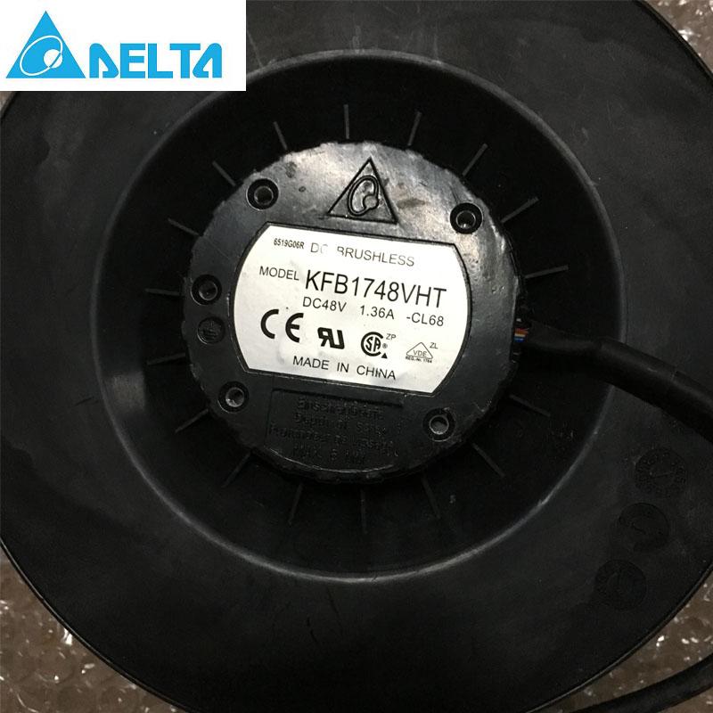 Delta KFB1748VHT 48V 1.36A inverter industrial  cooling fan
