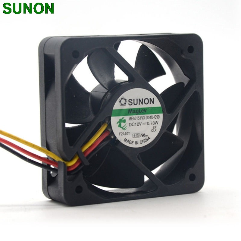 SUNON ME50151V3-D04U-G99 5015 12V 0.78W 3P  cooling fan