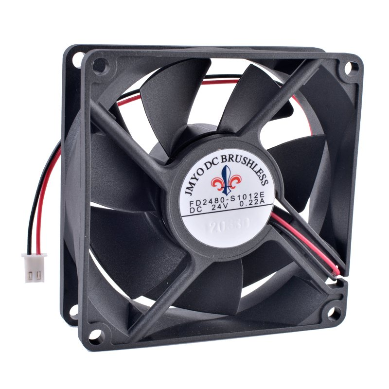 FD2480-S1012E 8cm 8025 80mm 24V 0.22A Large air volume inverter cooling fan