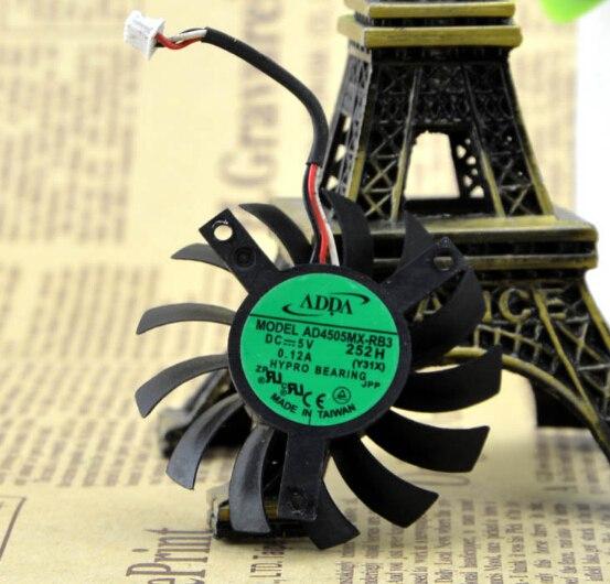 ADDA AD4505MX-RB3 5V 0.12A cooling fan