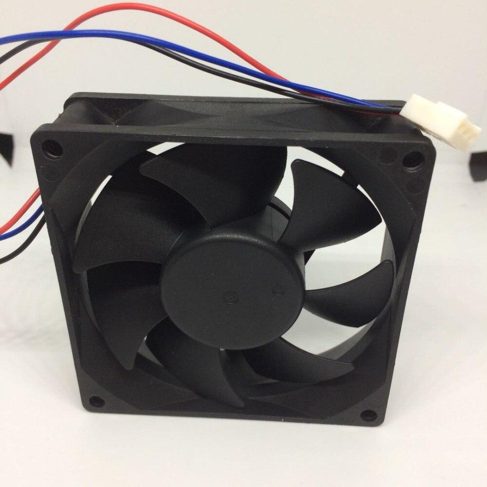 XFAN RDD8025B4 DC48V 0.10A 3line 8CM cooling fan