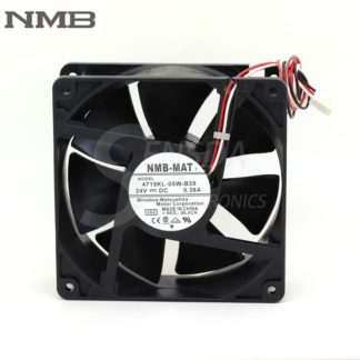 NMB 4715KL-05W-B39 DC 24V 0.36A 8.64W  3-pin server axial fans
