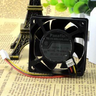 Panaflo FBA06A12V DC12V 0.30A 6CM 3-wire cooling fan