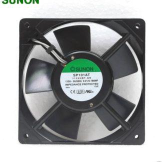 Sunon SP101AT 1122HBT AC 120x120x25mm 115VAC  0.2A cooling fan Axial Fan