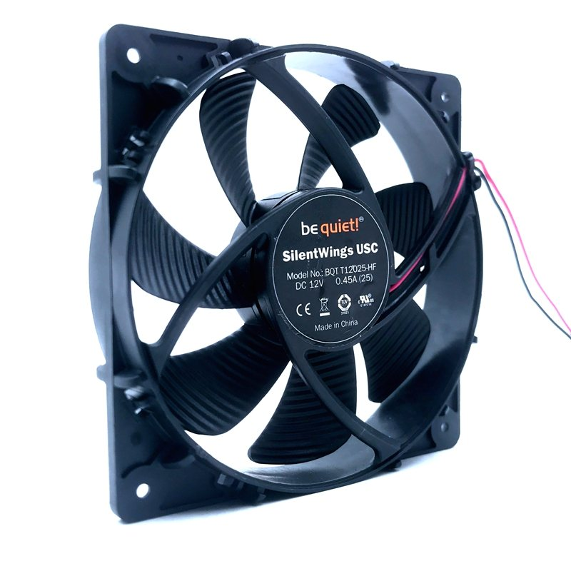 best quality BQT T12025-HF bequiet silentwings 2600RPM axial cooling fan