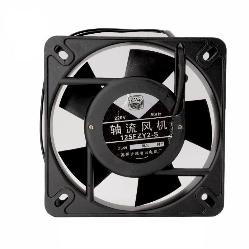 125FZY2-S 220v 25W 0.16A cabinet double ball bearing Small axial fan