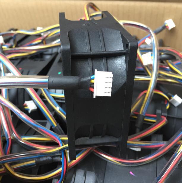 SUNON PF80381BX-0000-S99 DC12V 4A 48W 4-Lines Violent Booster Cooling Fan