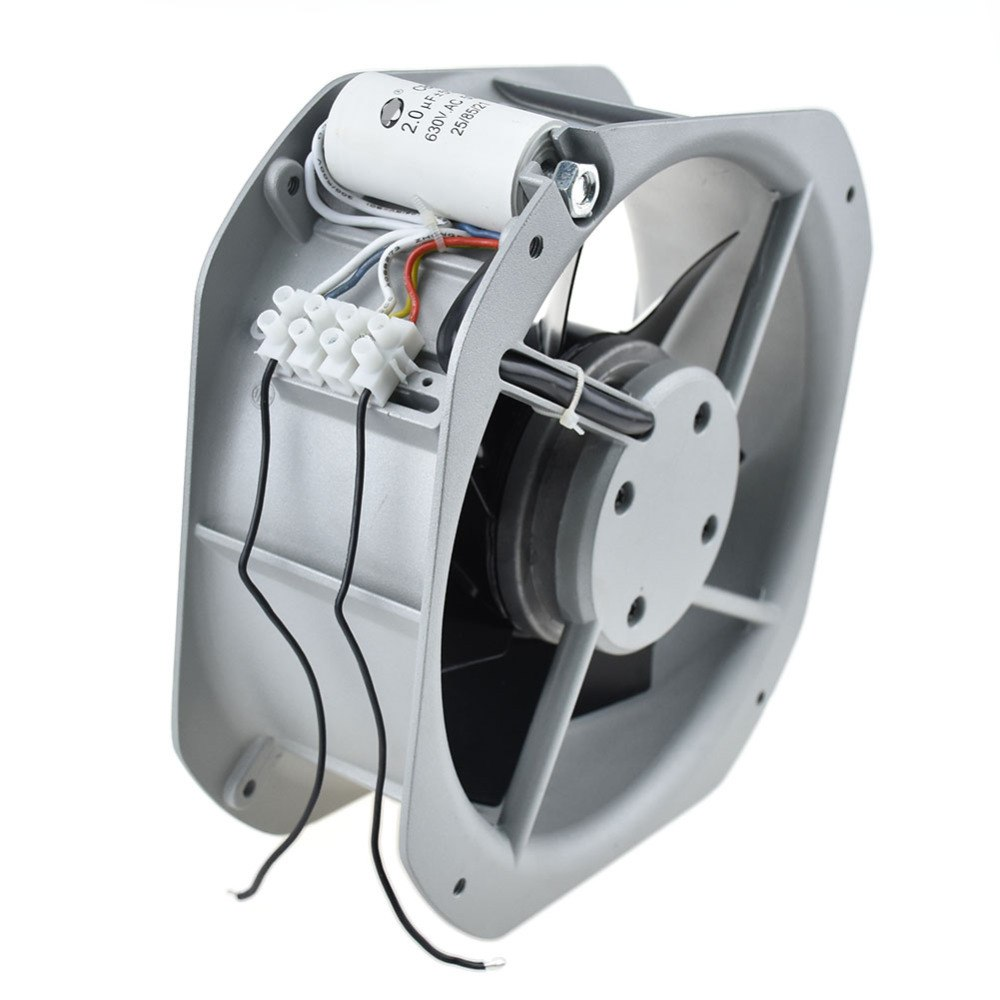COSTECH C22S23HKBD00 218*83 ECOFIT 2VRE15 230V metal cooling fan