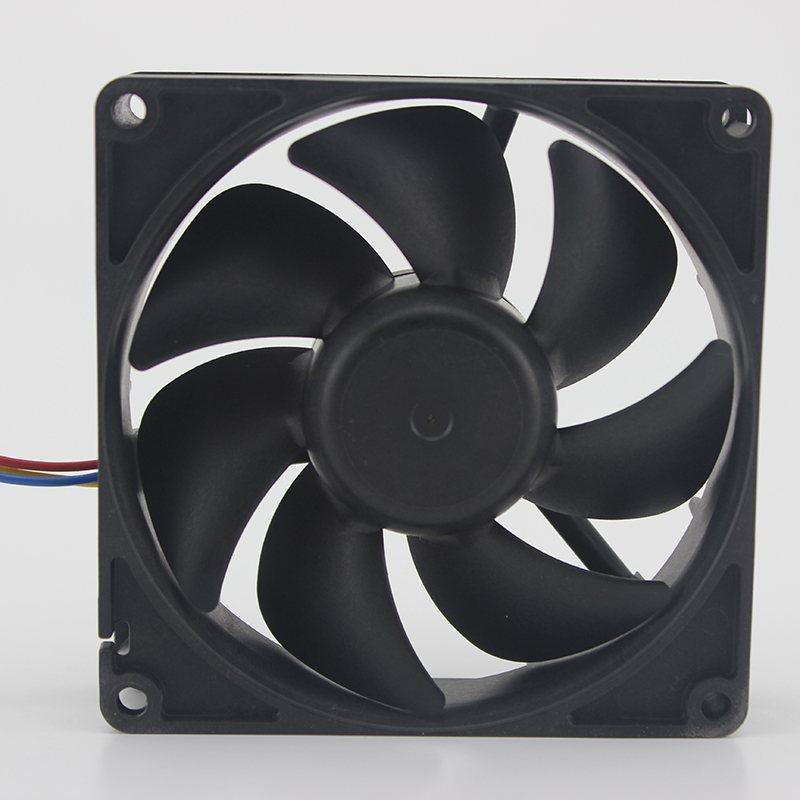 Sanyo 9A0948S4E03 48V 0.08A 9CM ultra-quiet inverter fan