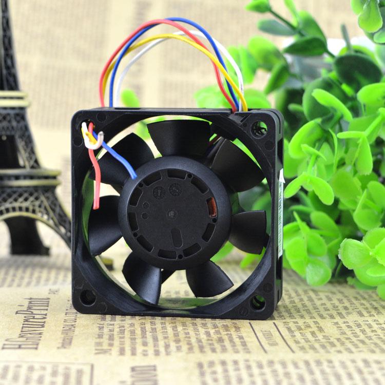 AVC DATA0625B8H 48V 0.16A four-wire 6cm fan