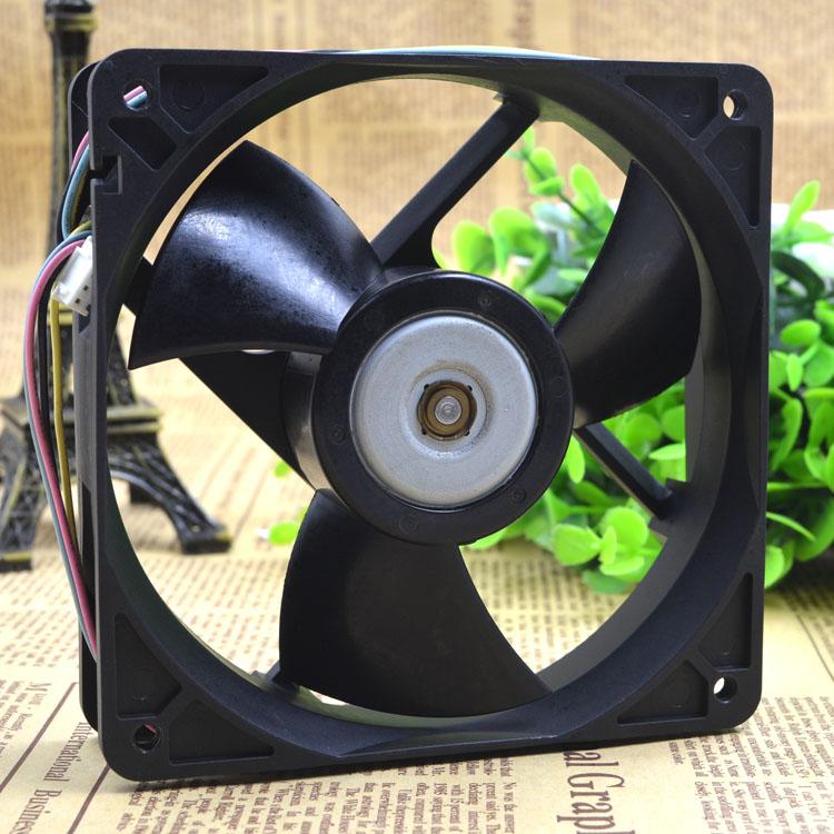 MAGIC MGT12048YB-W32 48V 0.22A 120cm 4-wire cooling fan