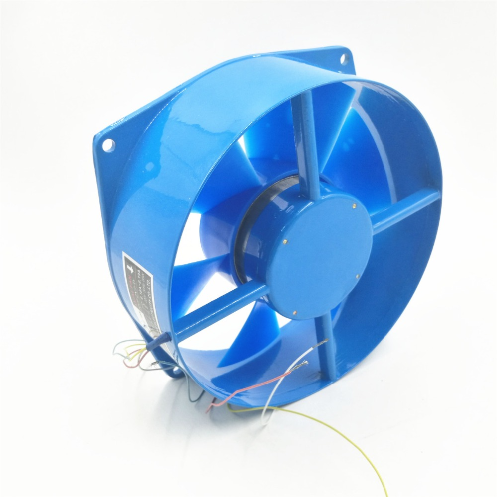 200FZY2-D single flange AC220V 0.18A 65W fan axial fan blower Electric box cooling fan Adjustable wind direction