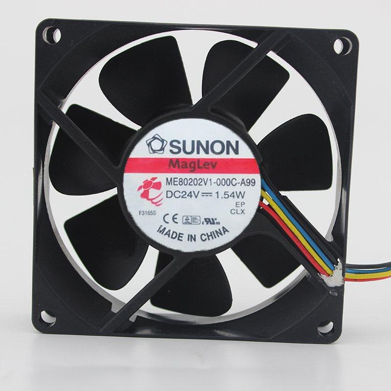 SUNON ME80202V1-000C-A99 24V 1.54W  8CM inverter fan