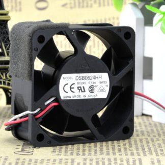 Delta DSB0624HH 24V 0.14A ultra quiet inverter industrial cooling fan
