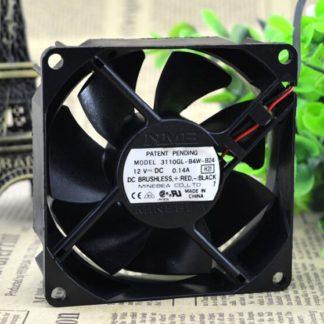NMB 3110GL-B4W-B24 12V 0.14A quiet cooling fan