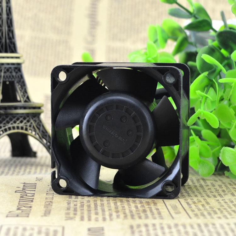 Nidec V60E12BS1B5-07 DC12V 1.60A 6cm Large Volume Server Cooling Fan