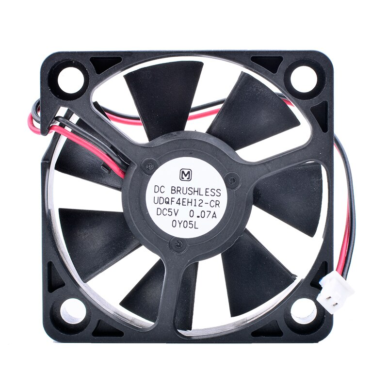 UDQF4EH12-CR 40mm DC5V 0.07A Remodel USB small silent cooling fan