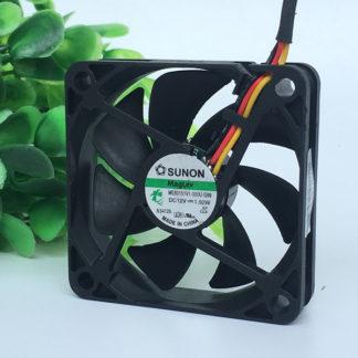 SUNON ME60151V1-000U-G99 6CM 12V 1.92W 3-wire cooling fan