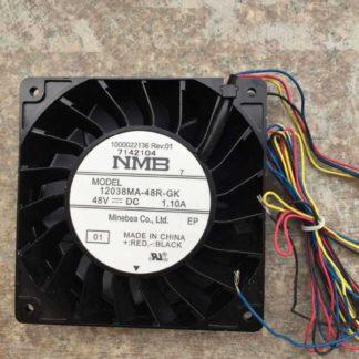 NMB 12038MA-48R-GK 48V 1.10A 12cm Inverter cooling fan
