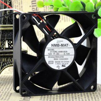 NMB 3110RL-04W-B29 12VDC 0.13A axial flow fan