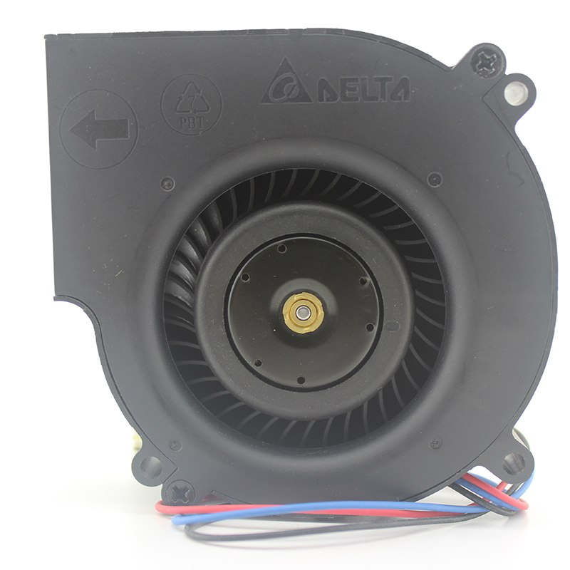 Delta BCB1012EH DC12V 1.56A double ball cooling fan