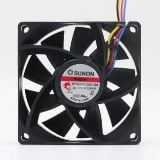 SUNON MF70251V2-Q00C-S99 0.9W 4-pin PWM Maglev Cooling Fan