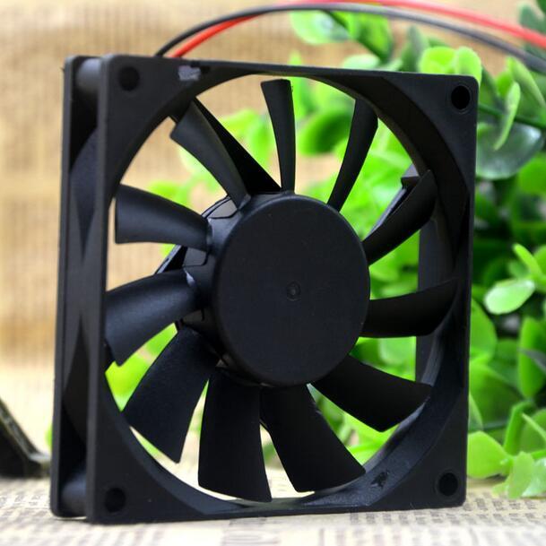 SUNON ME80151V1-000C-A99 DC12V 1.96W 2-line Ultra Thin Mute Radiator Cooling Fan