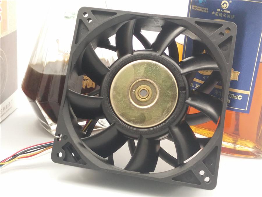 Delta FFC1348CE DC48V 1.05A 13cm cooling fan