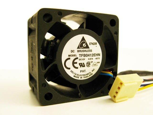 Delta TFB0412EHN -PWM 15,000RPM  DC12V 0.87A server inverter cooling fan