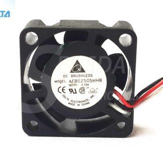 Delta  AFB02505HHB DC 5V 0.23A 3line small mini server inverter axial cooling fan