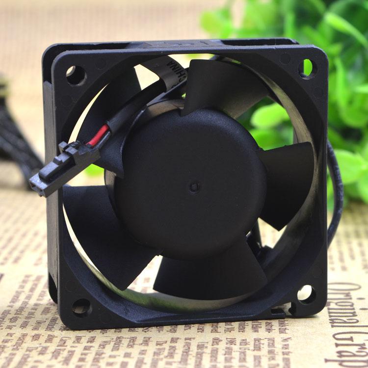 SUNON PMD2406PTB1-A 60*60*25 24V 6.0W 6CM 2wire double ball inverter fan