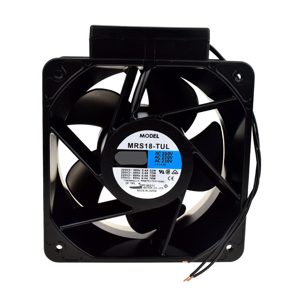 ORIX MRS18-TUL AC200V/230V 180*180*90mm Axial Cooling Fan