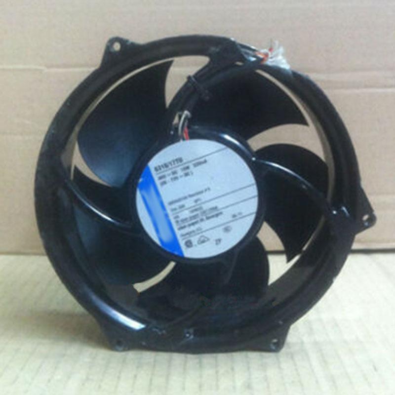 Ebmpapst 6318/17TU 48V 15W Cooling Cabinet Inverter Fan