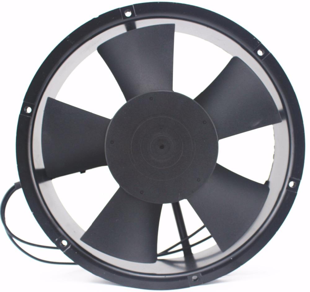 QA20060YHBL2 Small Axial Fan 220V 65W 0.45A Cooling Fan Blower