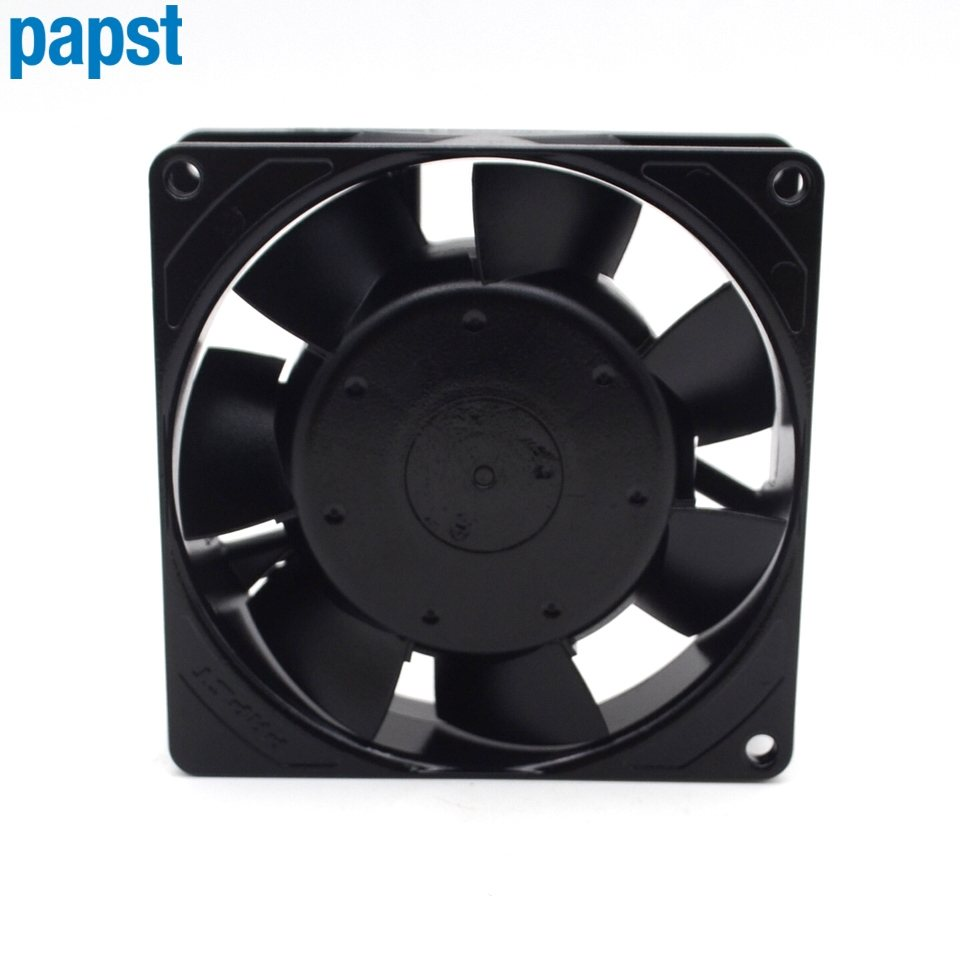 ebmpapst TYP 3956  12/9W 230V high precision double ball cooling fan