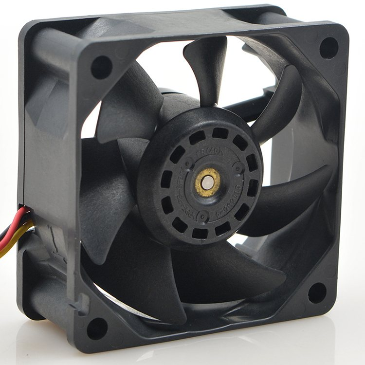 Sanyo 9S0612P4H07 6CM 12V 0.14A  4-line ultra-quiet cooling fan