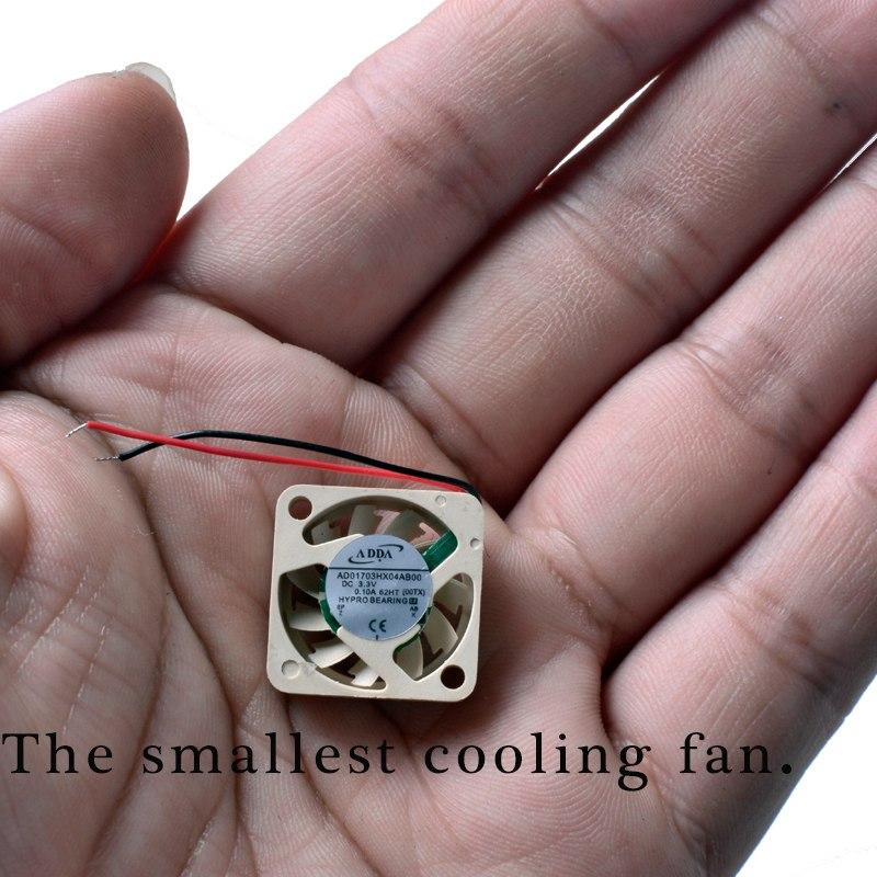 ADDA AD01703HX04AB00 3.3V 0.10A Micro Hypro bearing fan