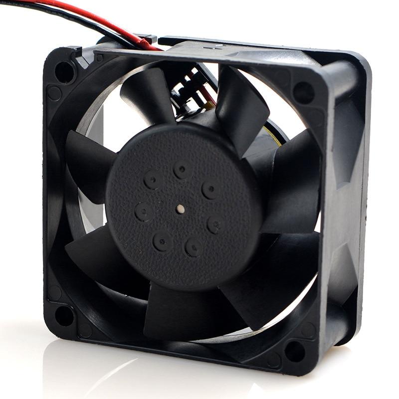 XFAN RDL6025S DC12V 0.07A 6CM  2Line silent Cooling Fan