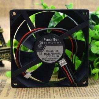 Panaflo FBA09A12L 0.15A 12V three wire speed fan chassis fan